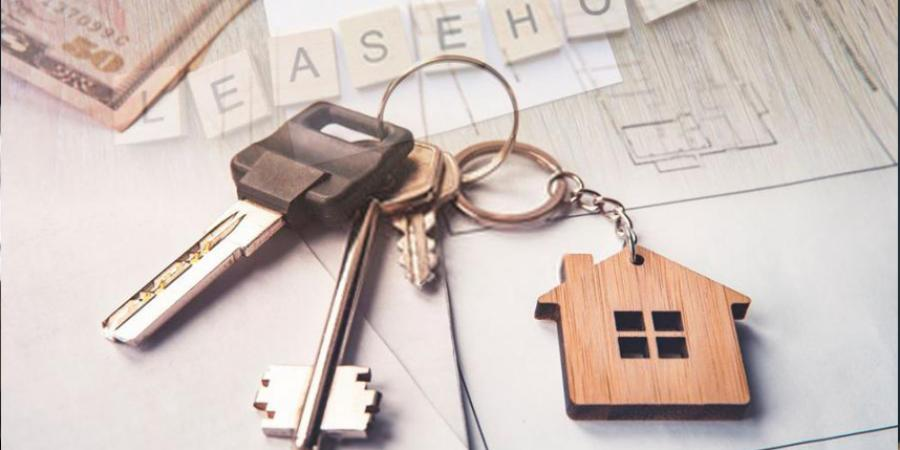 What does leasehold mean when buying a house