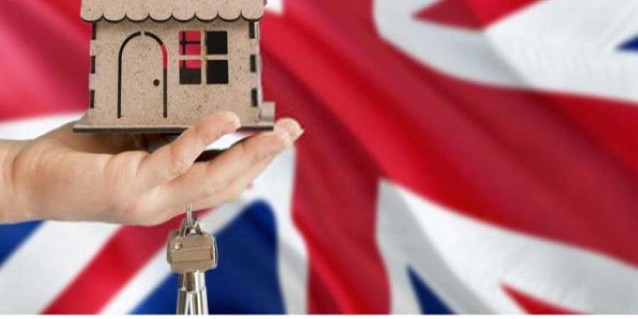 How to buy a house UK first time
