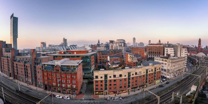 Economic growth and increasing job opportunities support Manchester property markets