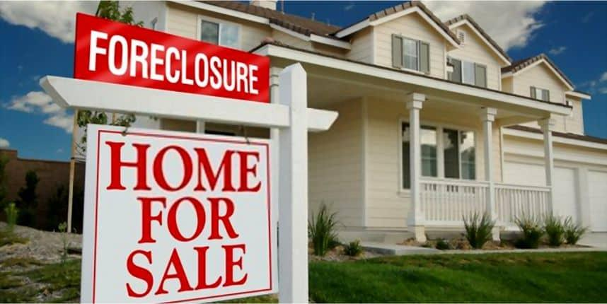 How to buy foreclosed homes with no money