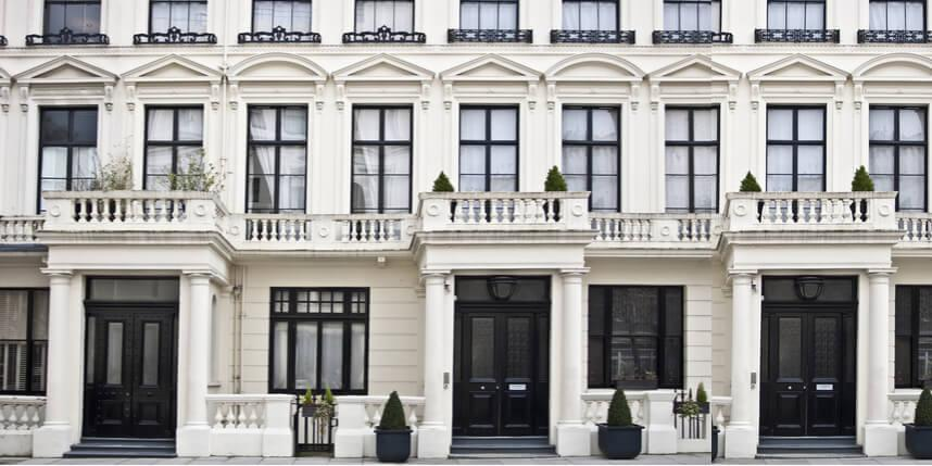 Overseas interest in London prime postcode luxury homes continue to grow