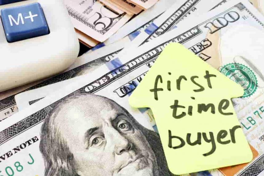 The number of first-time buyers grows in the first three months