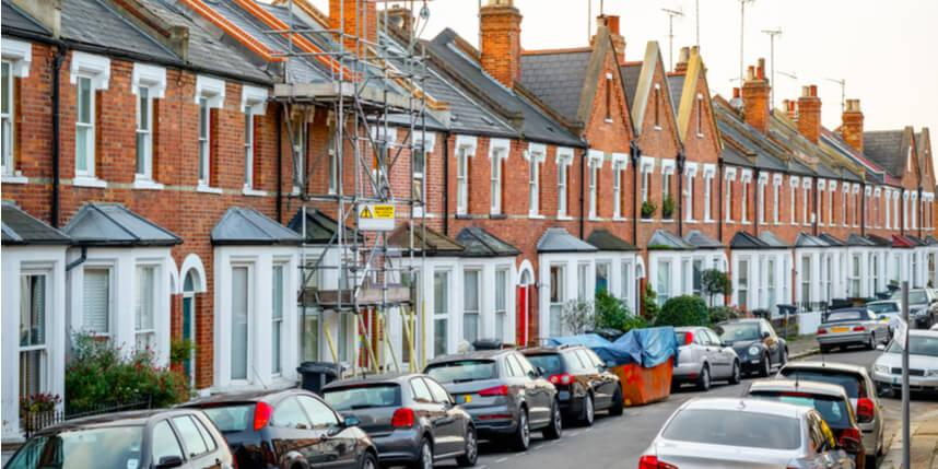 UK housing markets pushed by the supply shortage and growing rents