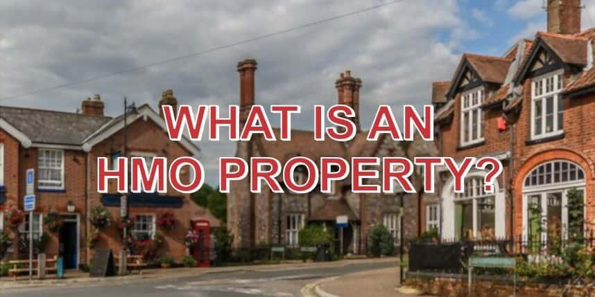 What is an HMO property