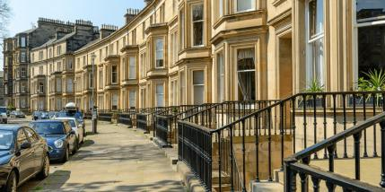 Housing markets in Scotland gain
