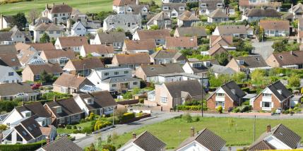 UK housing markets predicted to gain next year