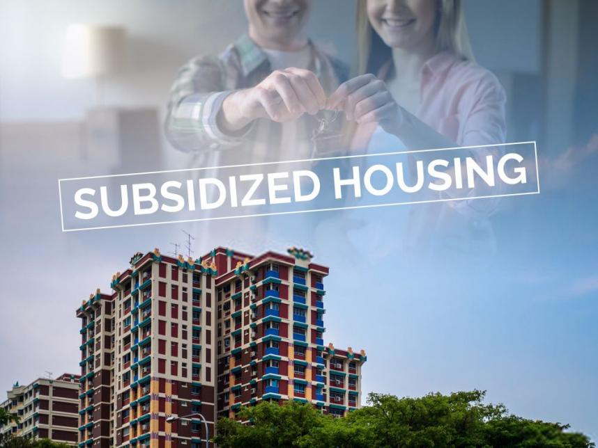 what is subsidized housing