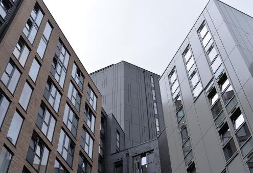 Hamilton International Estates Student Accommodation Towers